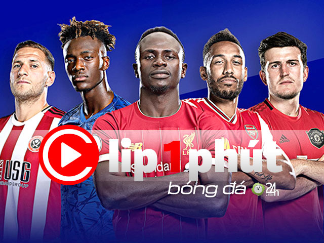 Biến lớn Ngoại hạng Anh: Nhiều CLB đòi hủy mùa giải (Clip 1 phút Bóng đá 24H)