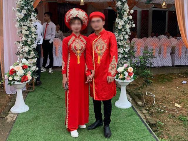 """Cặp đôi kết hôn sau 18 ngày yêu bất ngờ huỷ cưới vào """"phút 90"""", mẹ chú rể ngất khi biết tin"""