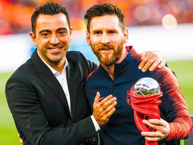 Huyền thoại Barca Xavi tiết lộ thời điểm Messi từ giã bóng đá
