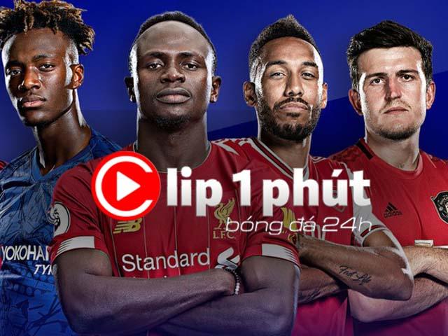 Ý tưởng sốc Ngoại hạng Anh đá 45 phút/trận, cầu thủ có thể bỏ giải (Clip 1 phút Bóng đá 24H)