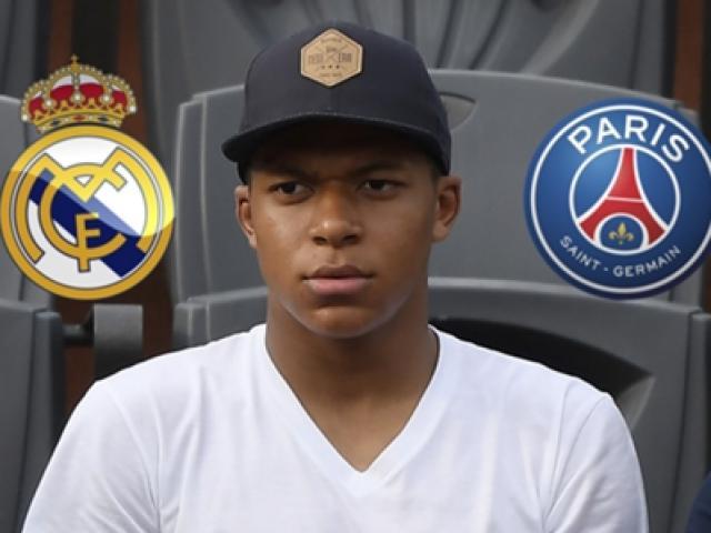 """Mbappe ma mãnh, tính nối duyên PSG vẫn """"thả thính"""" Real Madrid"""