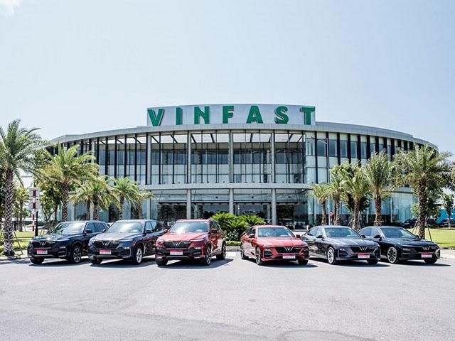 VinFast giảm giá gần 300 triệu đồng cho xe Lux trong tháng 5