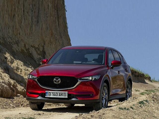 Mazda CX-5 thế hệ tiếp theo có thể sẽ được đổi tên thành CX-50