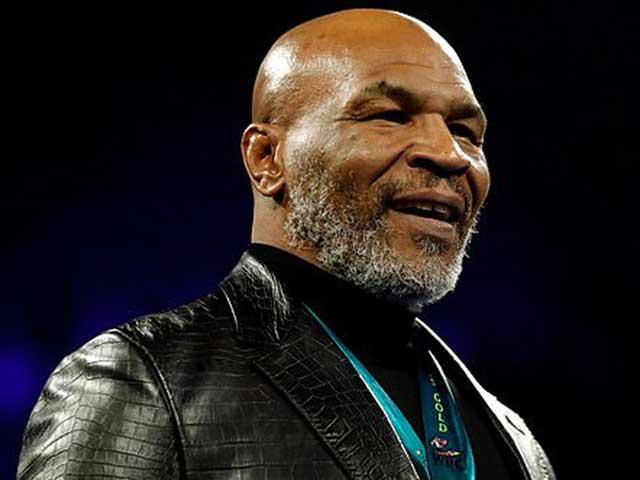 """""""Vua boxing"""" Anthony Joshua bị Mike Tyson hạ thấp, """"xát muối"""" đau đớn"""