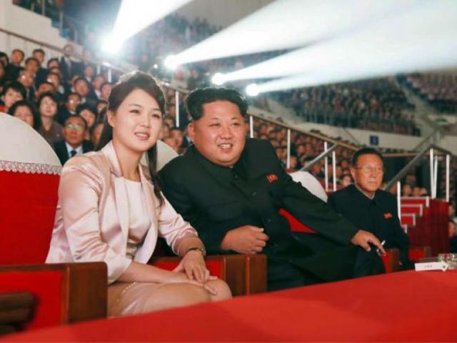 Những người phụ nữ quyền lực bên cạnh Kim Jong Un