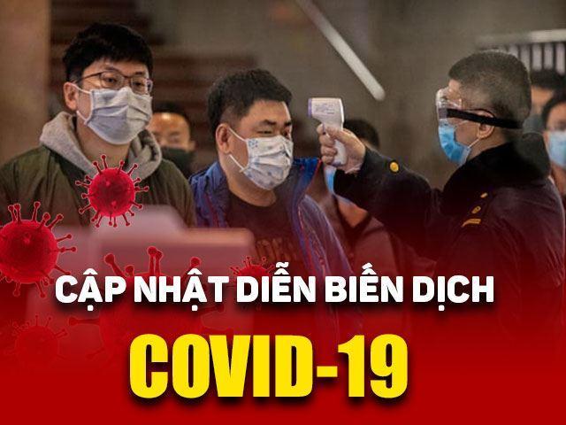 Dịch COVID-19 tối 10/5: Vũ Hán xuất hiện ca nhiễm mới sau hơn 1 tháng dỡ lệnh phong tỏa