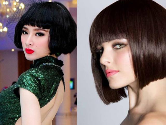 15 kiểu tóc ngắn cá tính phù hợp với từng gương mặt Hot nhất 2020