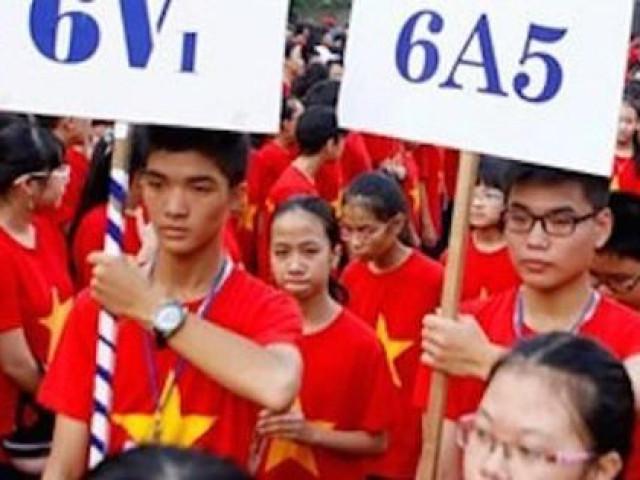 Các trường THCS nổi tiếng tại Hà Nội tuyển sinh lớp 6 có gì đặc biệt?
