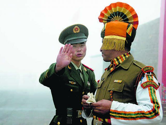 Tiết lộ trung úy Ấn Độ đấm ngã thiếu tá Trung Quốc trong cuộc đụng độ biên giới