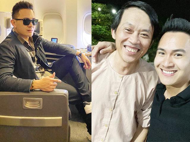 """Con trai ruột Hoài Linh: 1 năm """"đốt"""" 1,3 tỷ tiền vé máy bay, giờ thất nghiệp ở Mỹ?"""