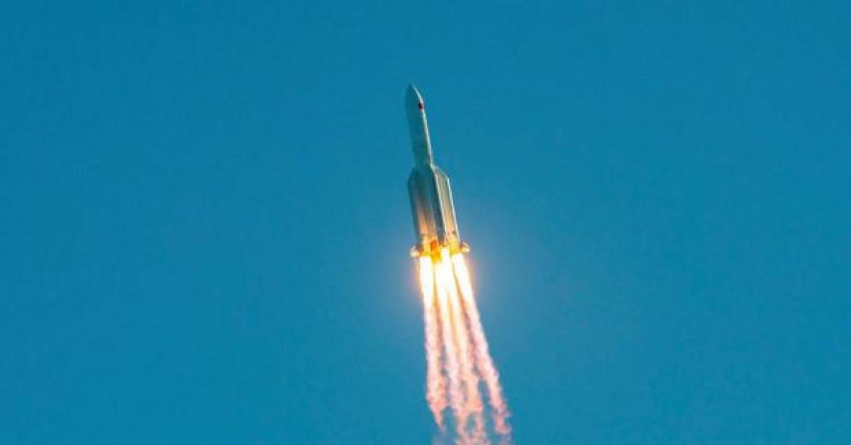 Tên lửa khổng lồ của Trung Quốc quay trở lại Trái đất