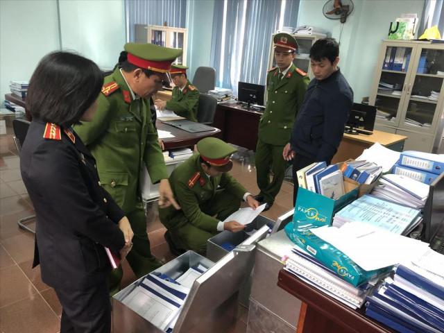 Bắt 2 sĩ quan quân đội liên quan dự án gần 100 triệu USD