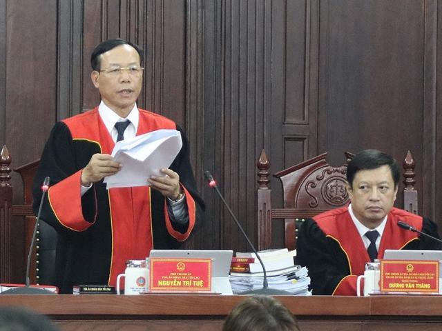 TAND Tối cao thông tin về vụ án Hồ Duy Hải
