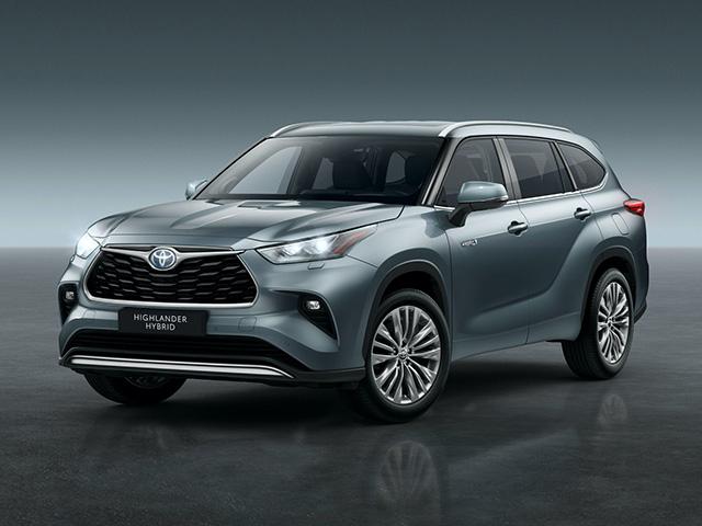 Toyota Highlander thế hệ mới ra mắt thị trường châu Âu vào năm 2021