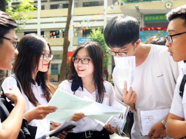 Tuyển sinh năm 2020: Không giới hạn số nguyện vọng đăng ký xét tuyển