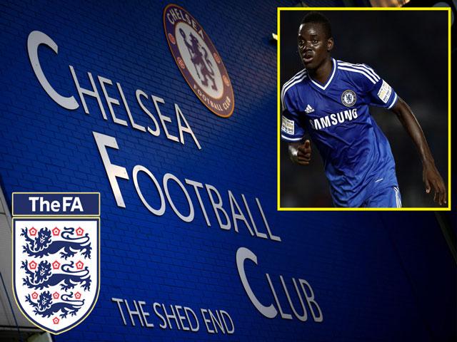 """FA mâu thuẫn FIFA đưa nhau ra tòa: Chỉ vì giúp Chelsea """"vượt rào"""""""