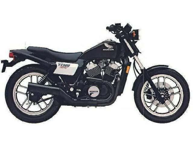Honda lên kế hoạch đưa VT500 huyền thoại tái sinh