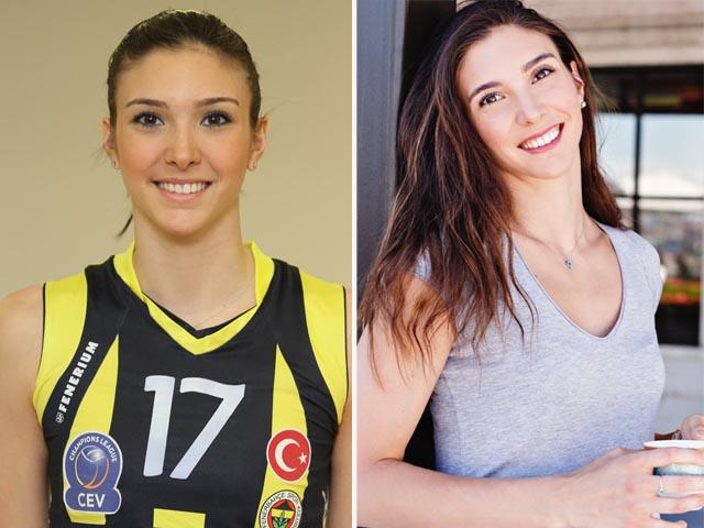 """""""Thánh nữ"""" bóng chuyền Thổ Nhĩ Kỳ khiến triệu con tim tan vỡ"""