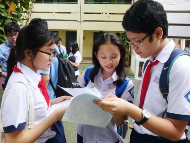 Thi tuyển lớp 10: Nơi giảm còn 2 môn, nơi thi tới 6 môn
