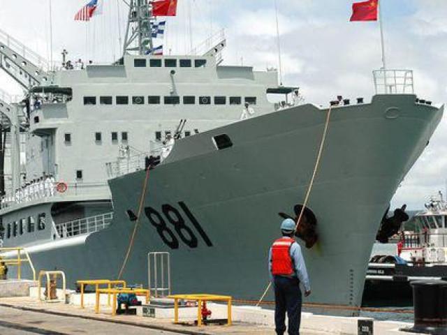 Tham vọng của Trung Quốc không chỉ thể hiện trên biển Đông