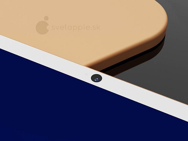 Thiết kế iPad Air 2020 với viền mỏng, đẹp bất ngờ
