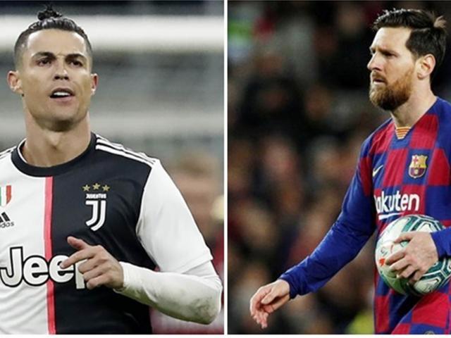 Ronaldo bất ngờ khen Messi, lộ ngày tái xuất luyện công cùng Juventus