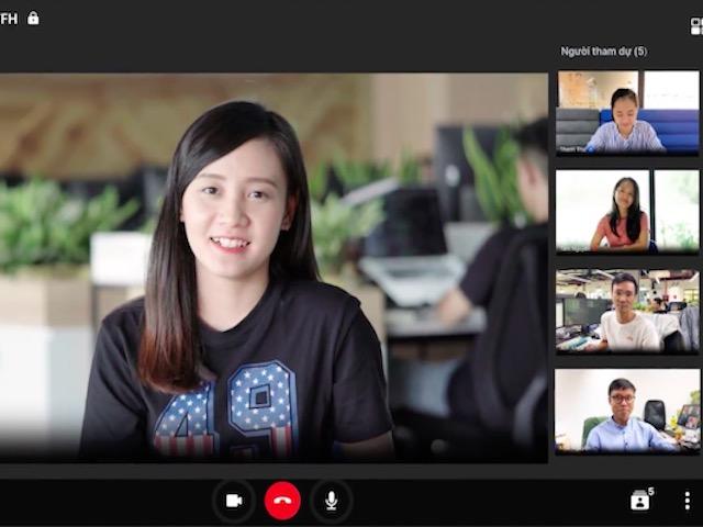 Bộ TT&TT công bố ứng dụng họp trực tuyến đầu tiên do Việt Nam phát triển