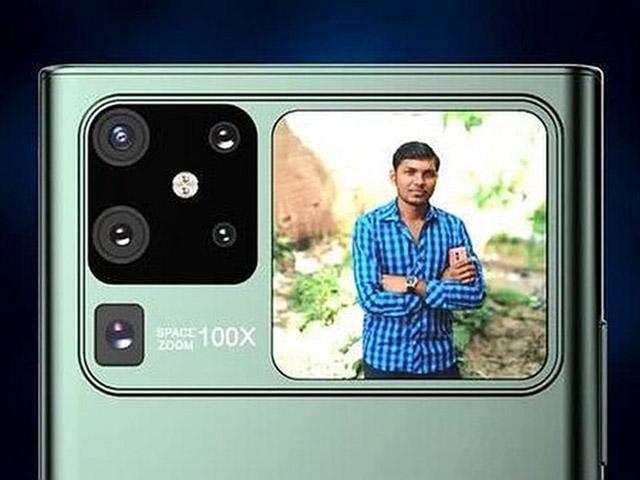 iPhone 12 Pro và Galaxy S20 Ultra phải chào thua ý tưởng thiết kế này