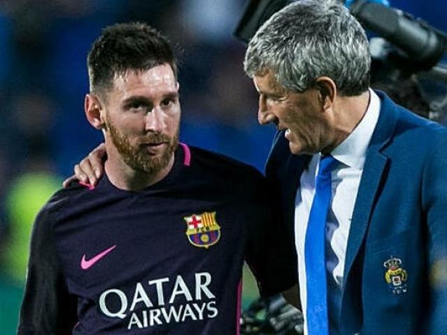 Nội bộ Barca dậy sóng: Bị Messi chỉ trích kém tài, HLV Setien phản pháo
