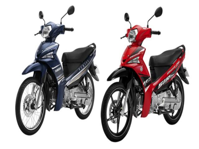 Bảng giá Yamaha Sirius tháng 5/2020, có phiên bản giảm 1 triệu đồng