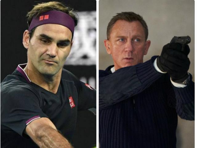 """Federer như """"Điệp viên 007"""", được tay vợt đàn chị ngưỡng mộ đặc biệt"""
