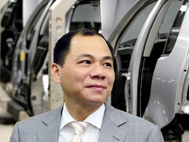 """Hé lộ """"kênh"""" kinh doanh bất động sản mới của tỷ phú Phạm Nhật Vượng"""
