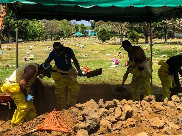 Quốc gia bị nghi giấu dịch Covid-19 vì chôn người chết quá nhanh