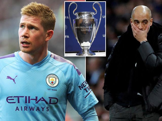 Man City kháng án cấm đá cúp C1, ngăn MU hưởng lợi: Phán quyết khi nào?