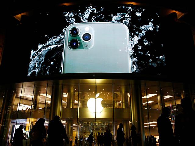 Apple tụt xuống top 4 Fortune 500, thua Amazon 2 bậc