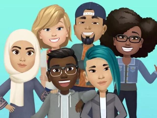 Hướng dẫn tạo avatar theo phong cách riêng chất lừ trên Facebook
