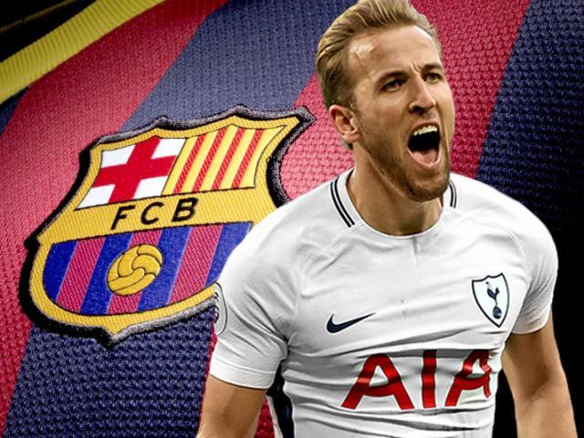Barca bất ngờ tranh Harry Kane với MU, thay Suarez trợ chiến Messi