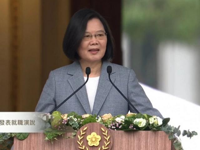 Hành động chưa từng có của Mỹ khi lãnh đạo Đài Loan nhậm chức