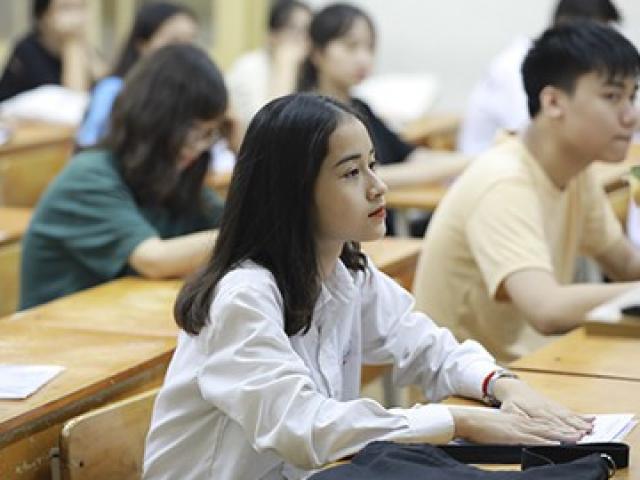Bộ GD&ĐT công bố Dự thảo Quy chế thi tốt nghiệp THPT