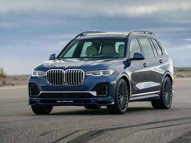 Siêu phẩm SUV BMW Alpina XB7 2021 ra mắt, sức mạnh 612 mã lực