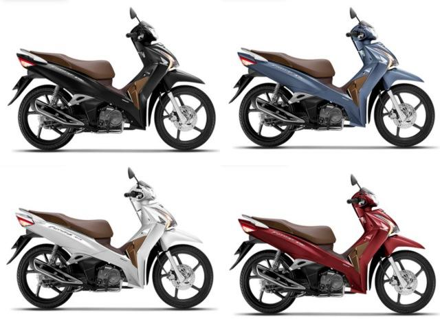 Tuyệt đẹp xe số 2020 Honda Future mới, giá 30,2 triệu đồng