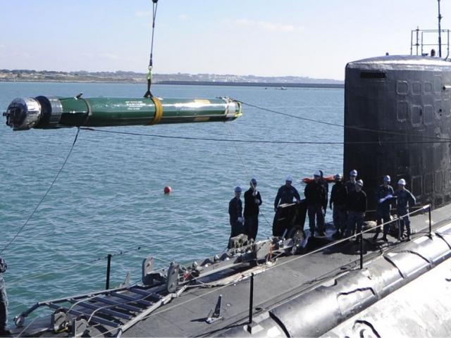 Vừa bị TQ dọa trả đũa, Mỹ bán cho Đài Loan vũ khí chuyên diệt tàu ngầm hạt nhân