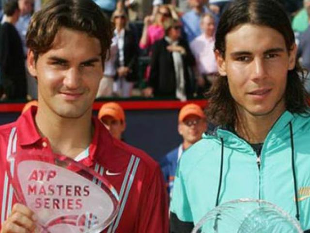 """Nadal ôm hận thua Federer 0-6 set cuối, bị chặn kỷ lục """"Vua đất nện"""""""
