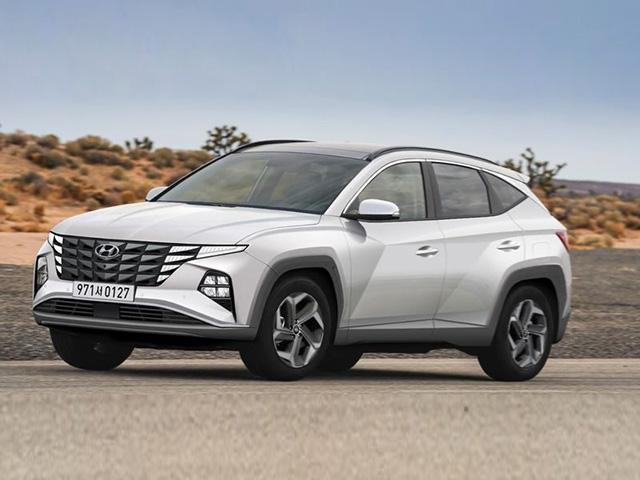 Xem trước thiết kế Hyundai Tucson 2021, vóc dáng thể thao hơn sắc nét hơn