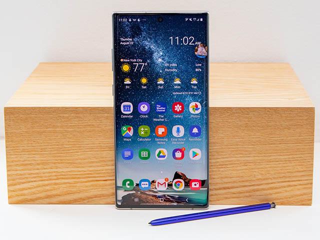 CHÍNH THỨC: Galaxy Note20 sẽ được ra mắt trực tuyến