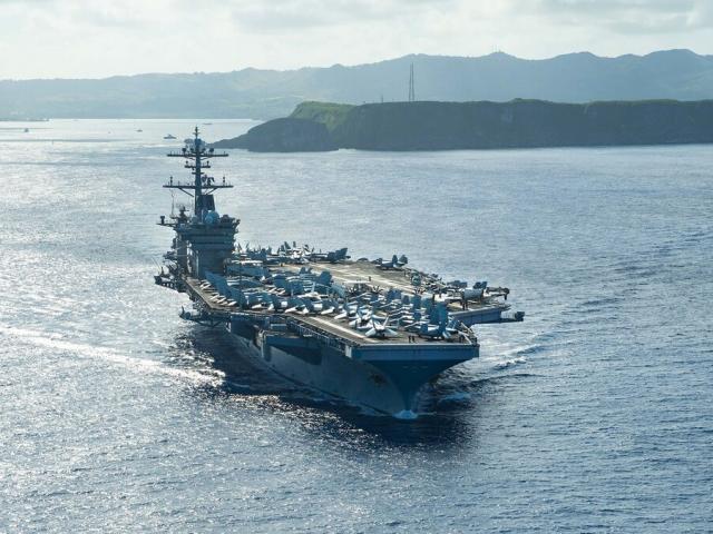 Biển Đông: Không có chuyện Mỹ lùi thì Trung Quốc nhượng bộ