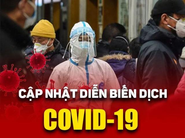 Dịch COVID-19 tối 22/5: Người đàn ông về từ Campuchia trốn khai báo khiến 63 người phải cách ly