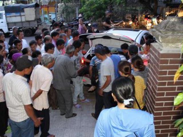 Chết ở công trường, thi thể nạn nhân nghi để trong cốp ô tô chở giao gia đình