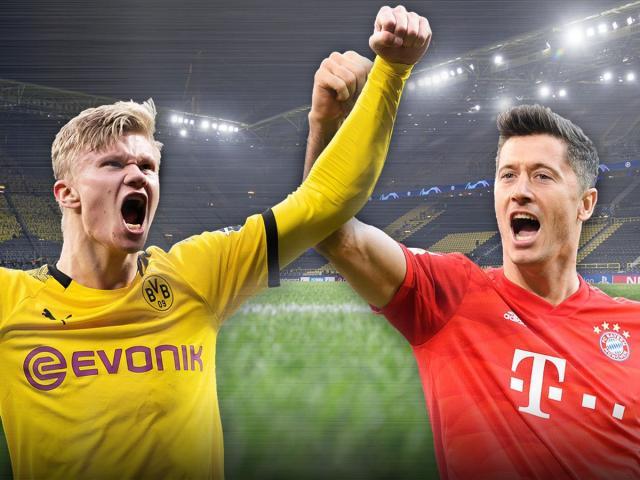 """Nhận định bóng đá Dortmund - Bayern Munich: """"Hùm xám"""" có sa cơ tại hiểm địa?"""