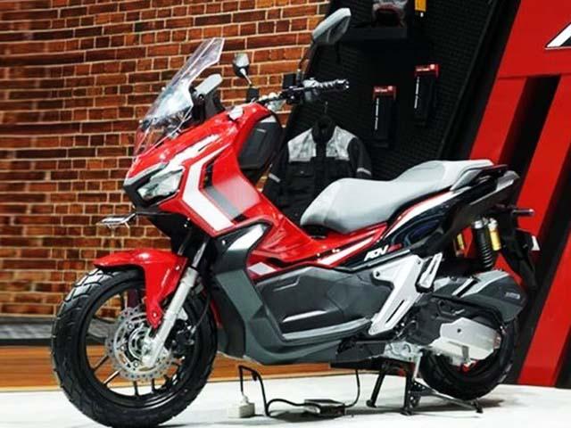 Honda ADV 300 sắp trình làng: Khuấy đảo phân khúc tay ga 300cc